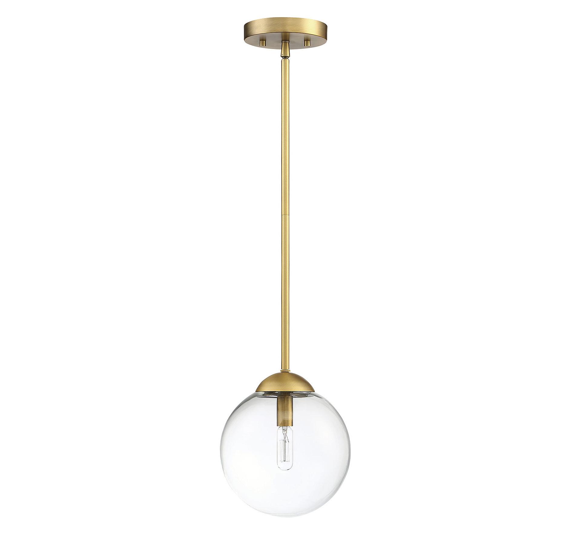 Cayden 1 Light Single Globe Pendants Regarding Popular St Judes 1 Light Single Globe Pendant (View 6 of 20)