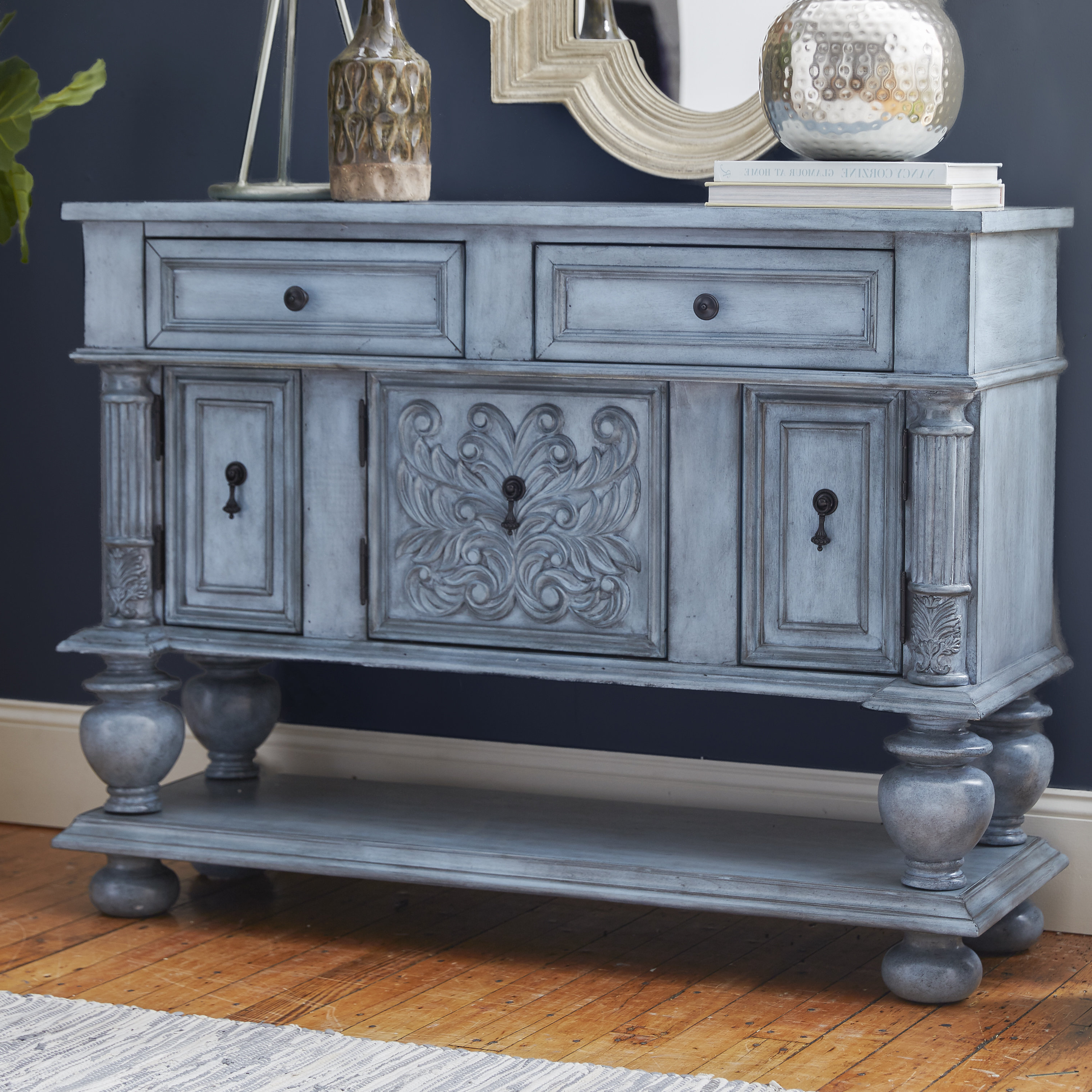 Cazenovia Charnley Sideboards Within Latest Overbeck Server (View 12 of 20)