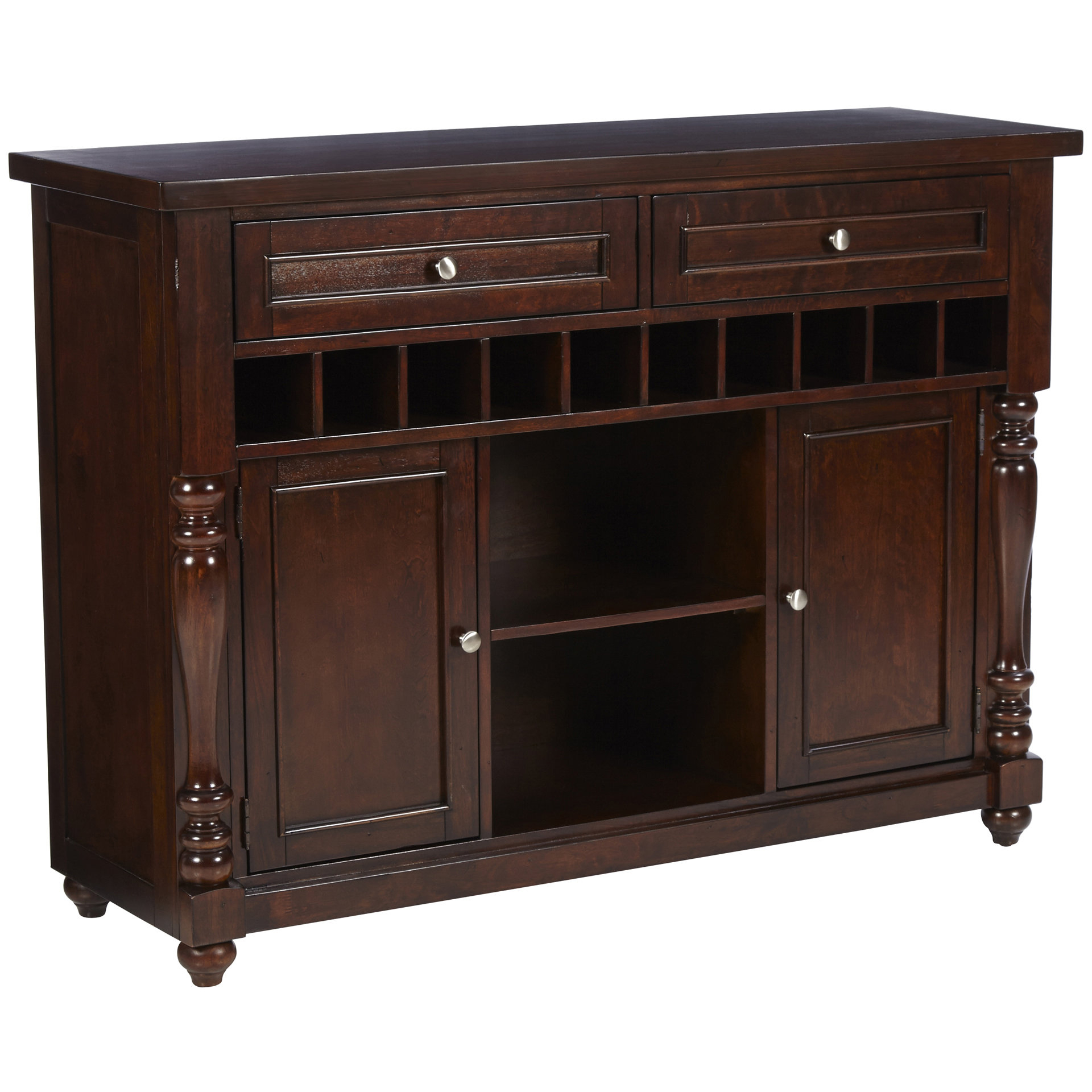Chaffins Sideboards Throughout Most Recently Released Farmhouse & Rustic Medium Brown Wood Sideboards & Buffets (View 8 of 20)
