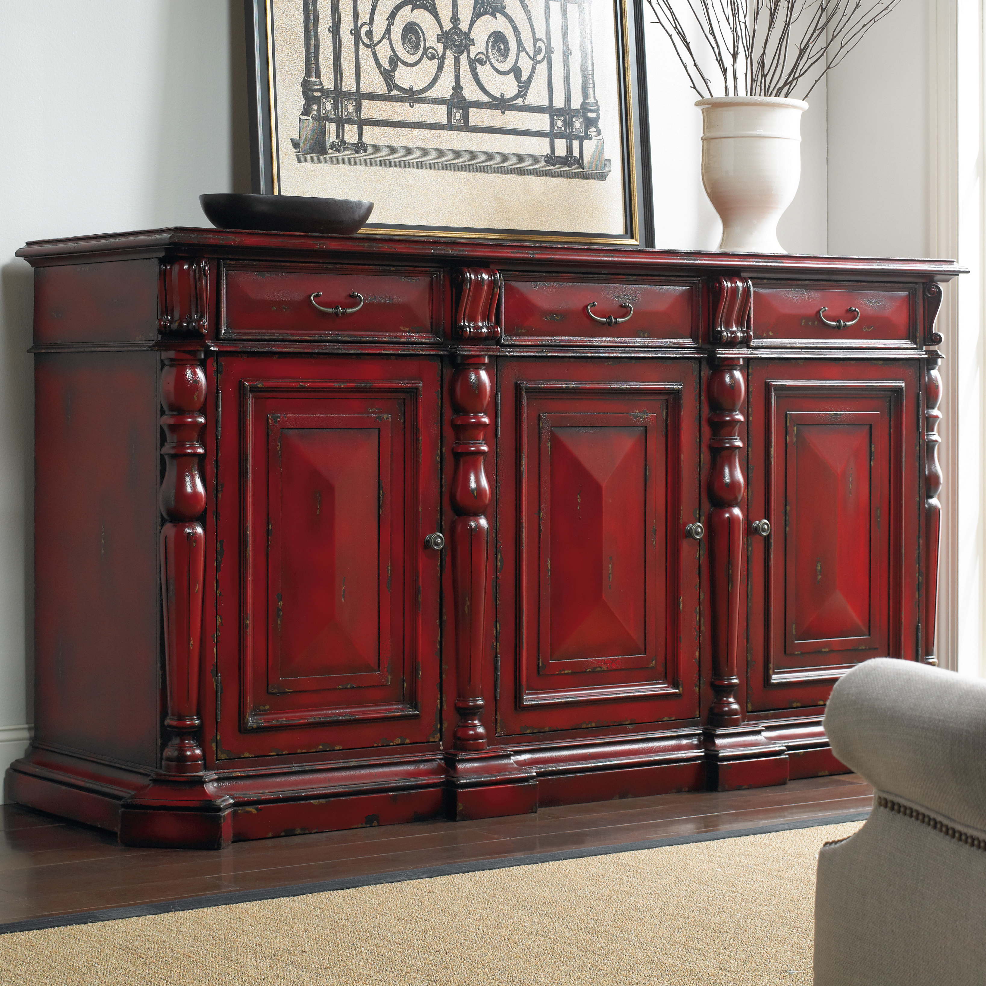 Chalus Sideboards With Trendy Dulin Sideboard (View 14 of 20)