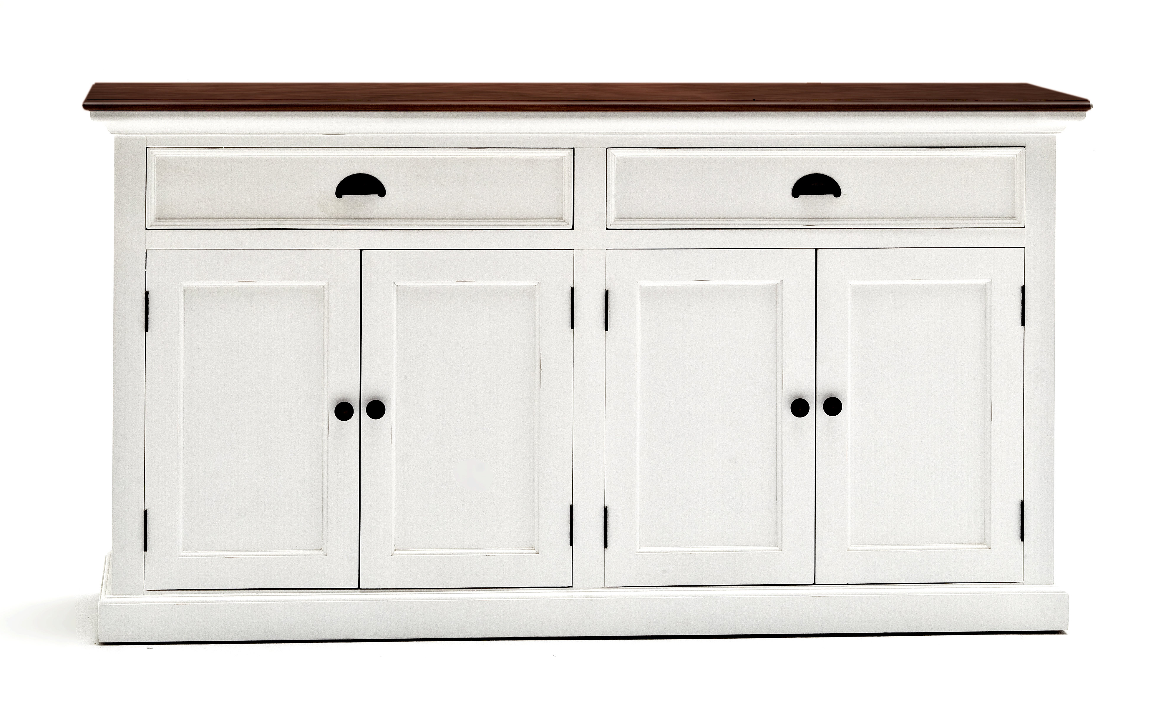 Chancy Buffet 4 Door 2 Drawer Sideboard Inside Recent Sideboards By Wildon Home (View 4 of 20)