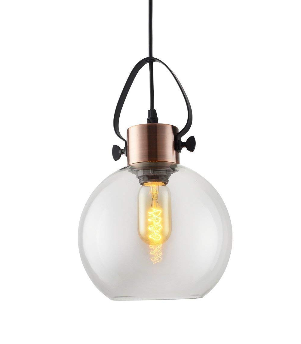 Cheap Edison Glass Pendant Light, Find Edison Glass Pendant Pertaining To Most Popular Vintage Edison 1 Light Bowl Pendants (Gallery 9 of 20)