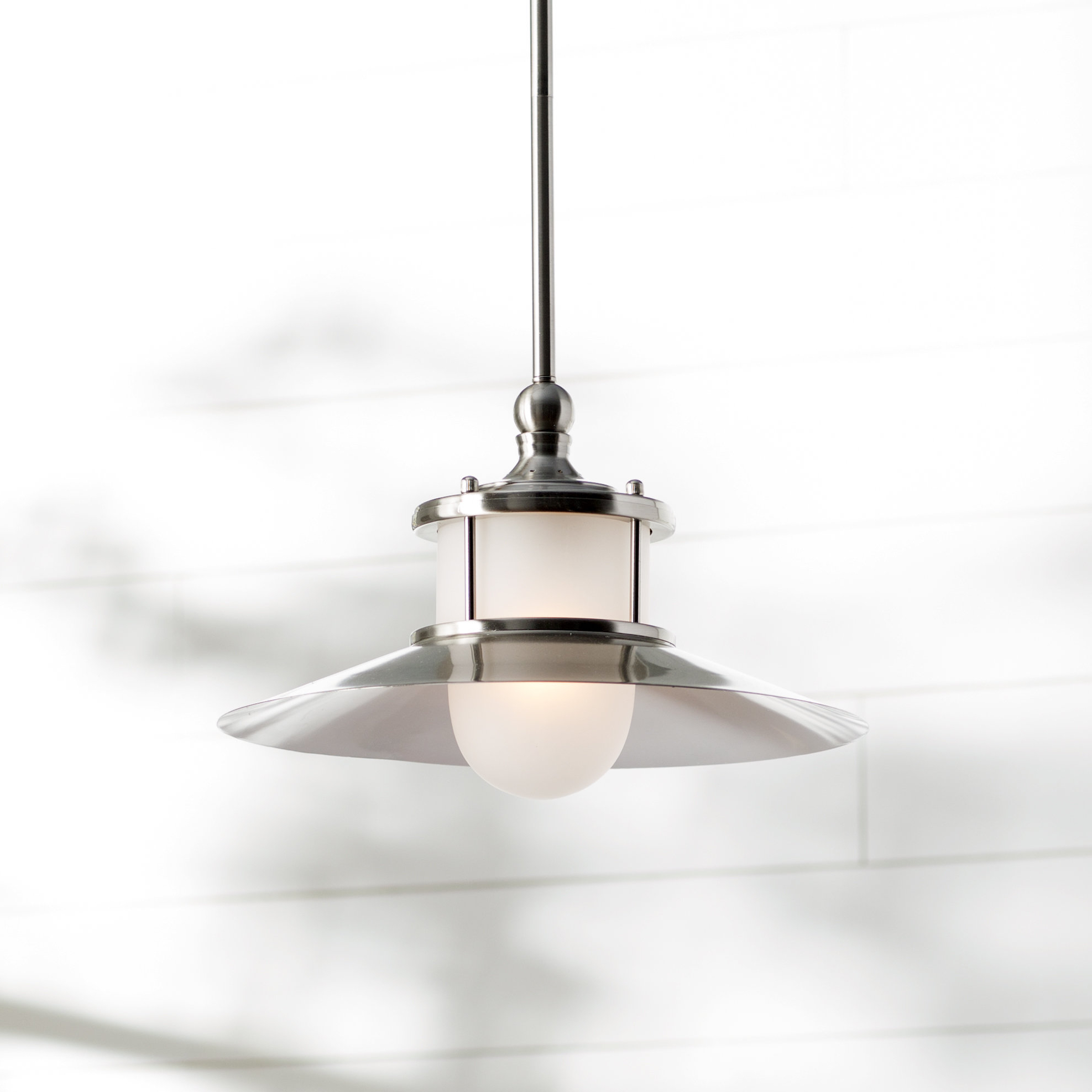 Cinchring 1 Light Cone Pendants Pertaining To Most Current Salley 1 Light Single Cone Pendant (View 7 of 20)