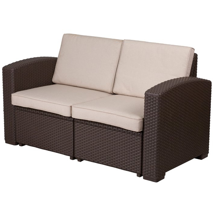 Clifford Loveseats With Cushion Regarding Most Current Clifford Loveseat With Cushion (Gallery 2 of 20)