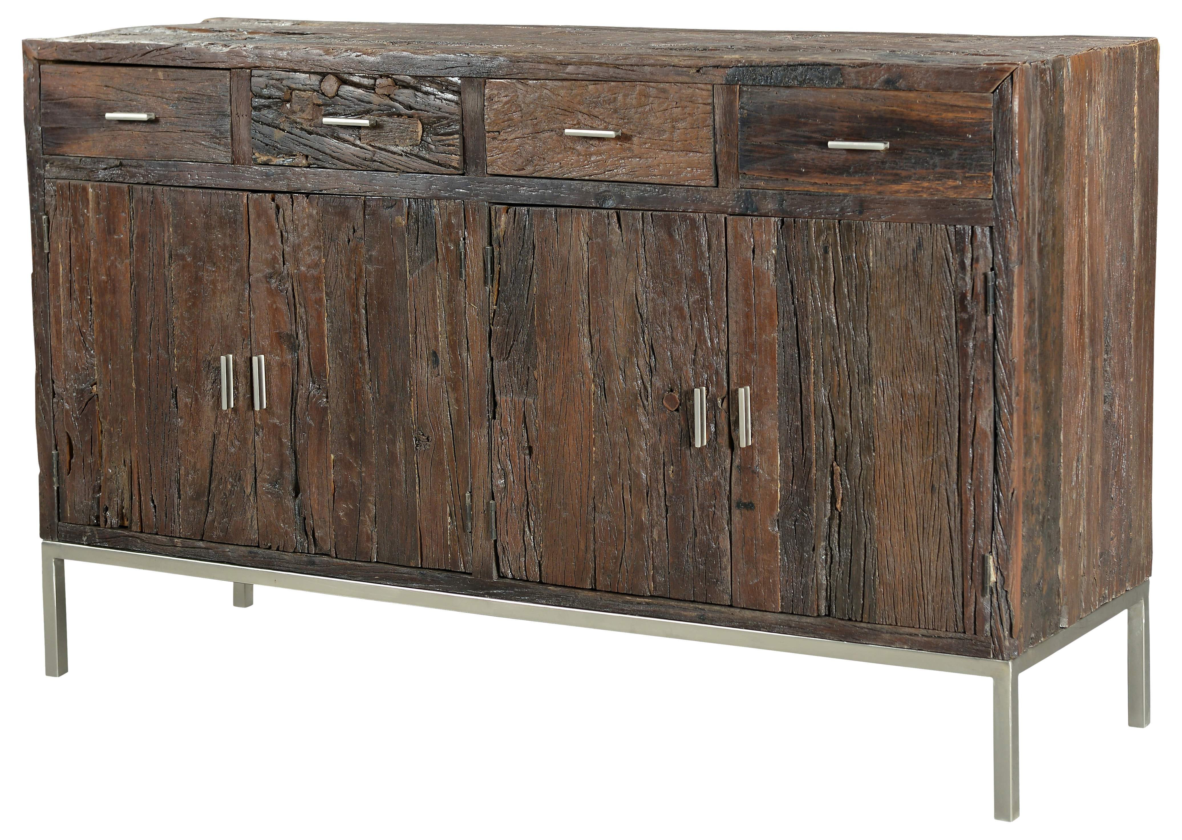 Como Railroad Buffet Table Inside Widely Used Sideboards By Foundry Select (Gallery 1 of 20)