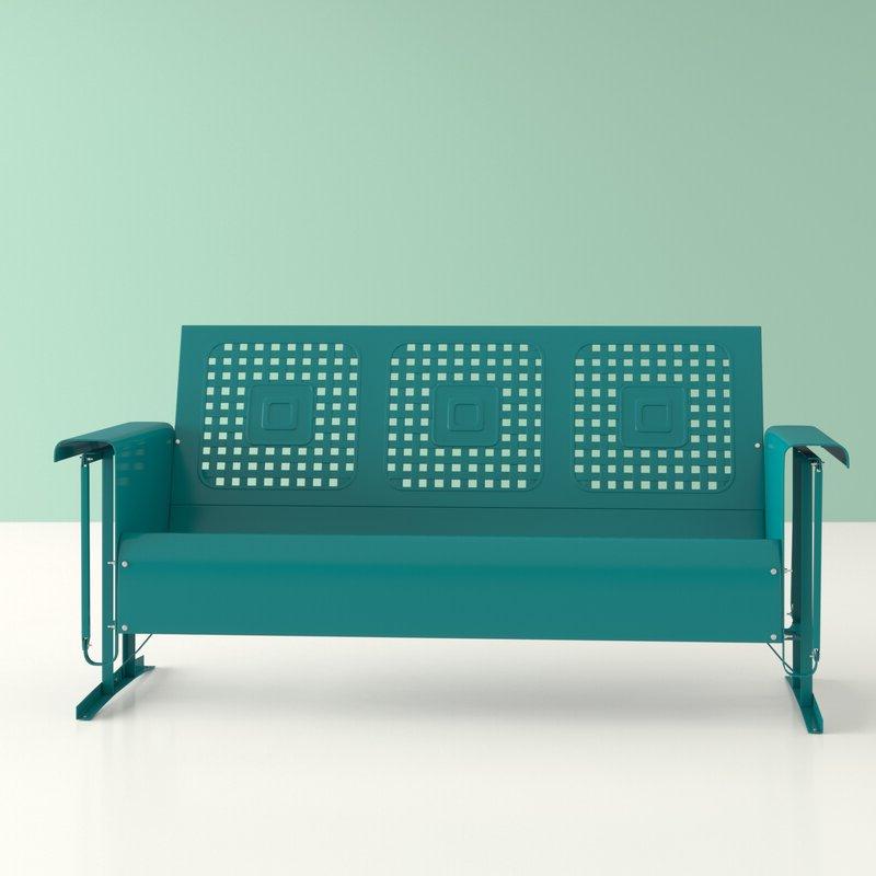 Corentin Patio Sofa With Regard To Most Popular Corentin Patio Sofas (View 4 of 20)
