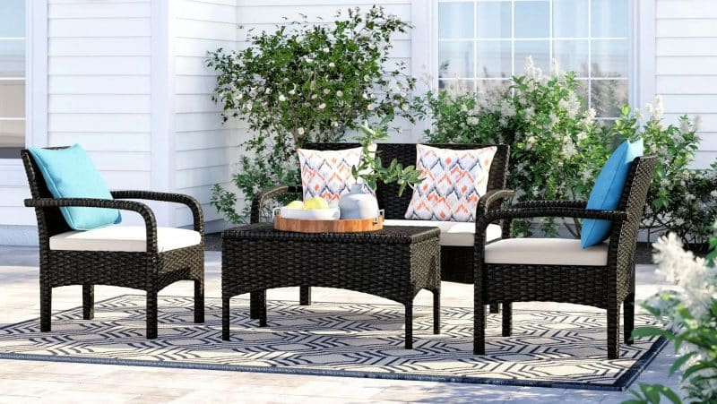 Corentin Patio Sofas Regarding Most Up To Date 27 Patio Sofa Ideas Perfect To Entertain Or Relax In Your (View 7 of 20)