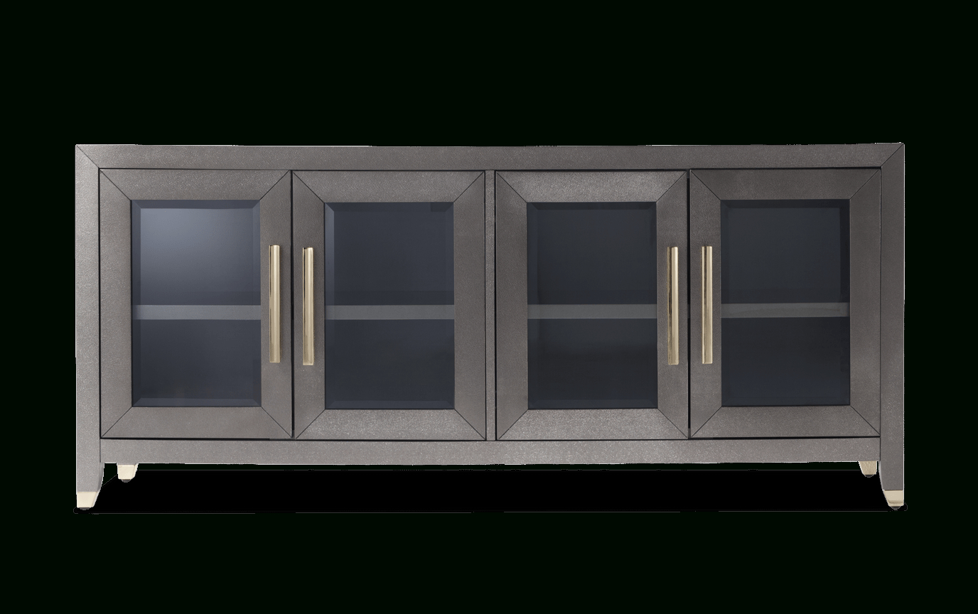 """Couture 64"""" Tv Console (Gallery 19 of 20)"""