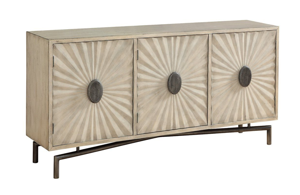 Credenza Regarding Errol Media Credenzas (View 2 of 20)