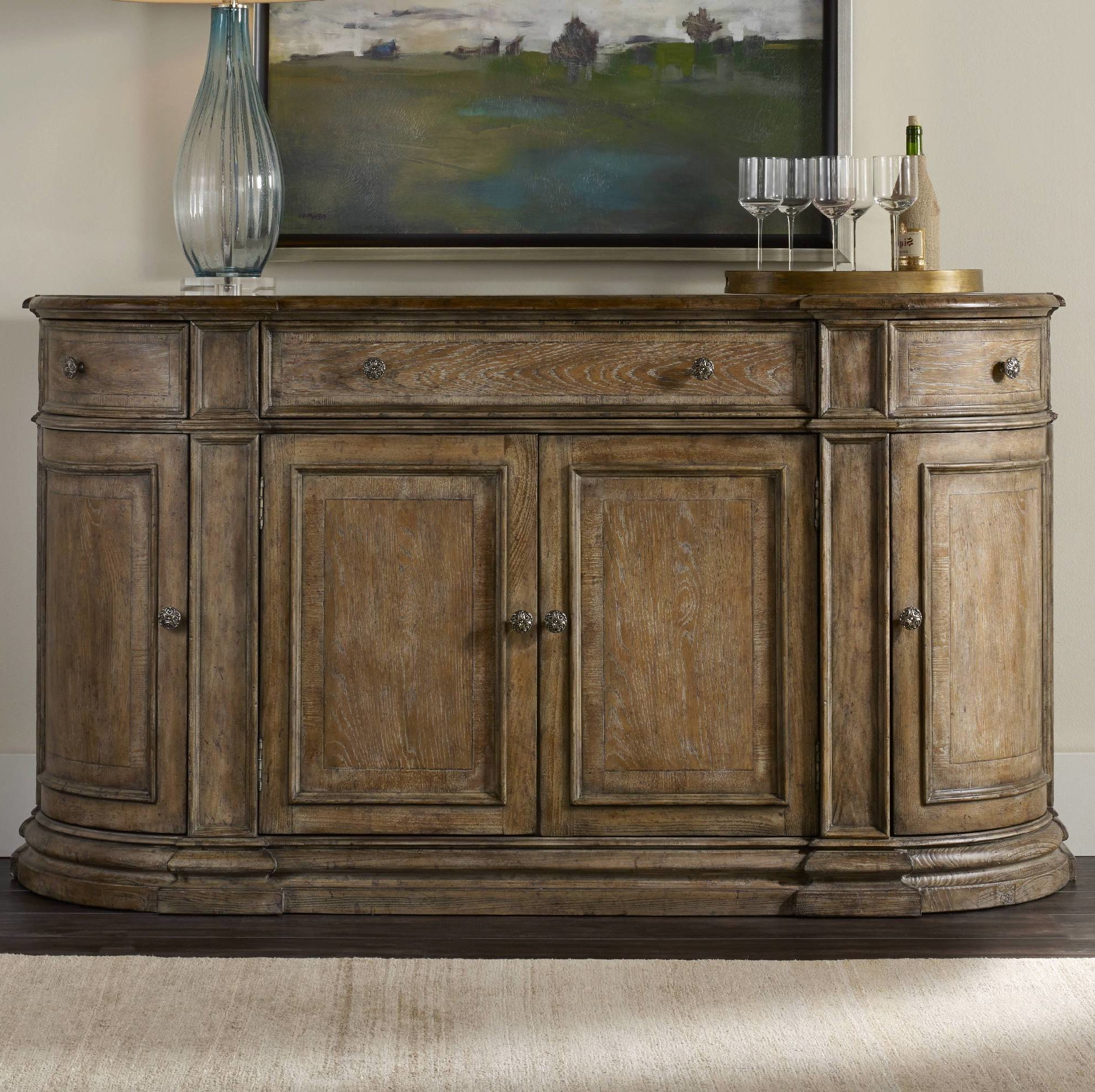 Crompton Sideboard In Recent Ilyan Traditional Wood Sideboards (Gallery 10 of 20)