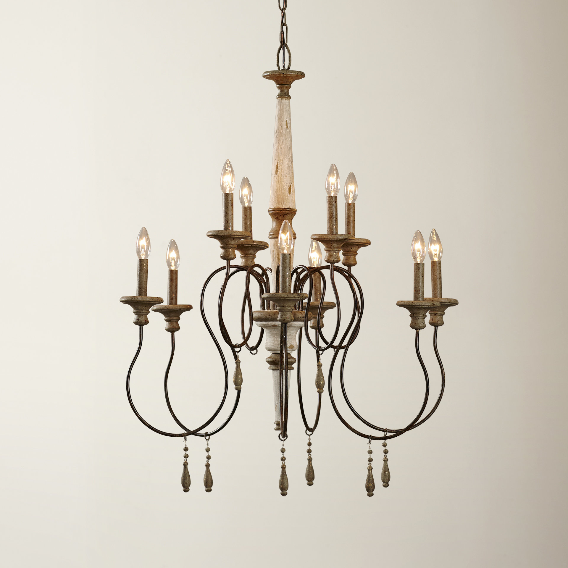 Current Armande Candle Style Chandelier Throughout Armande Candle Style Chandeliers (View 8 of 20)