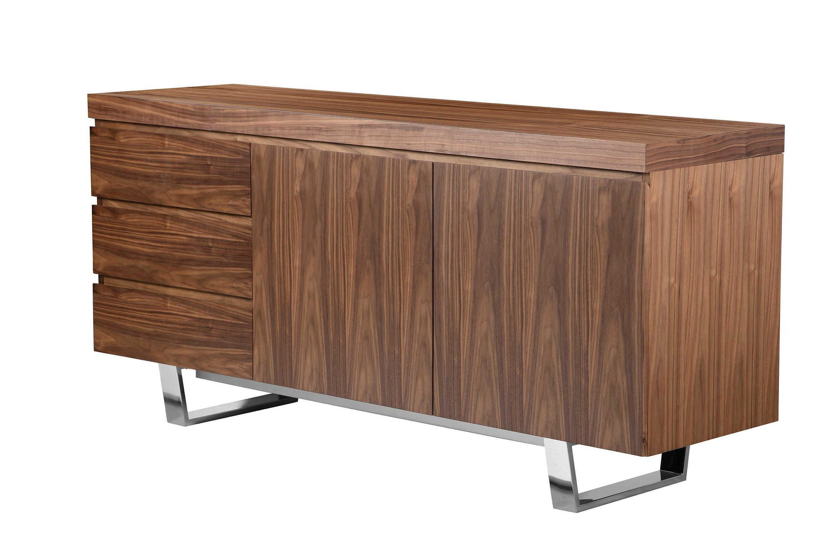 Current Bremner Credenzas Pertaining To Mercury Row Harbaugh Sideboard (View 8 of 20)