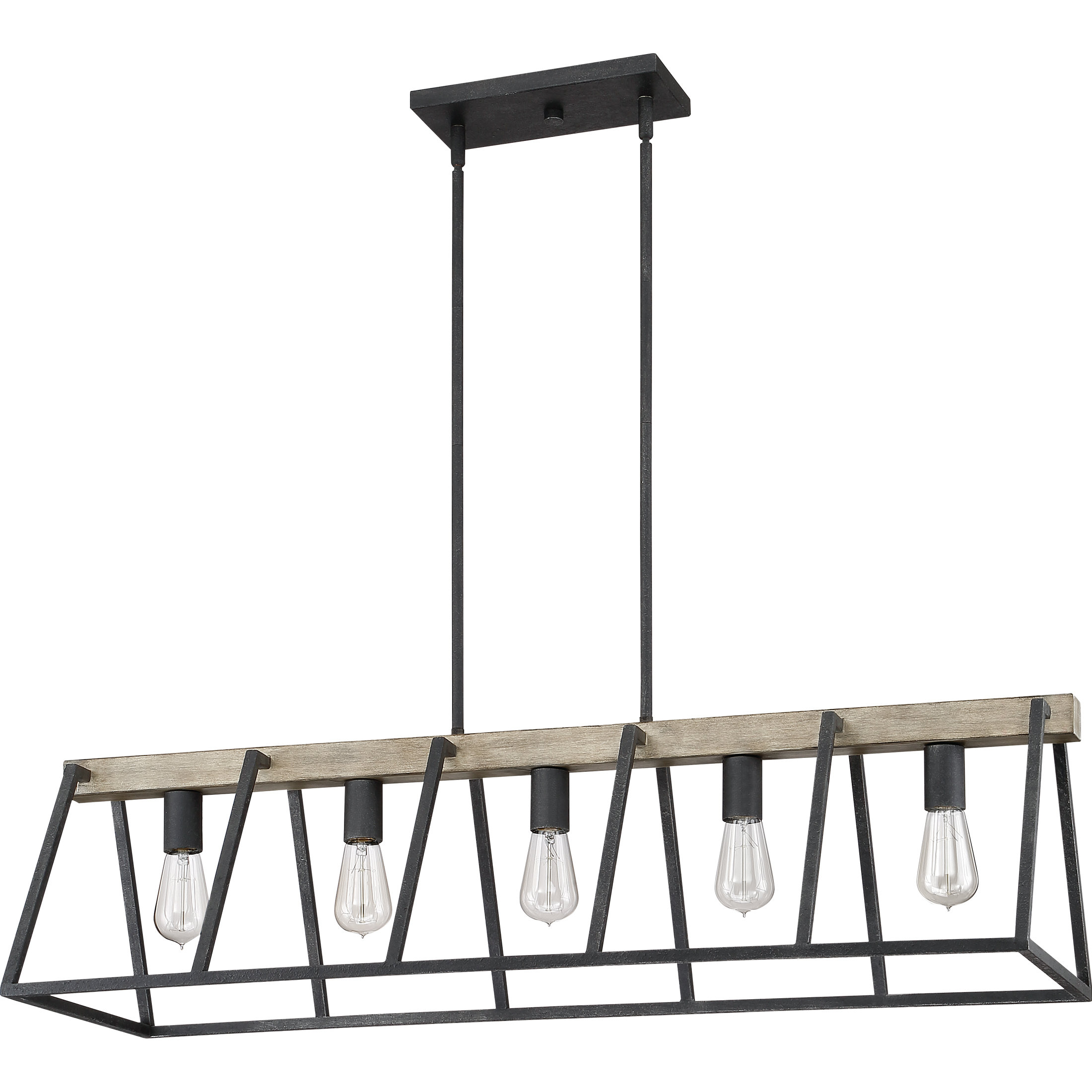 Current Dillman 5 Light Kitchen Island Linear Pendant Within Hinerman 5 Light Kitchen Island Pendants (View 5 of 20)