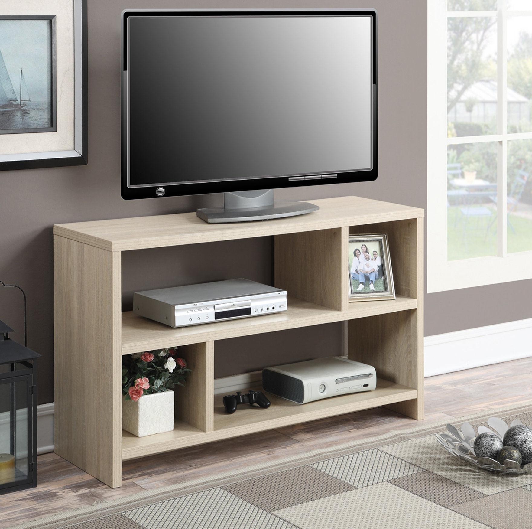 """Current Ericka Tv Stands For Tvs Up To 42"""" In D'aulizio Tv Stand For Tvs Up To 43"""" (Gallery 5 of 20)"""