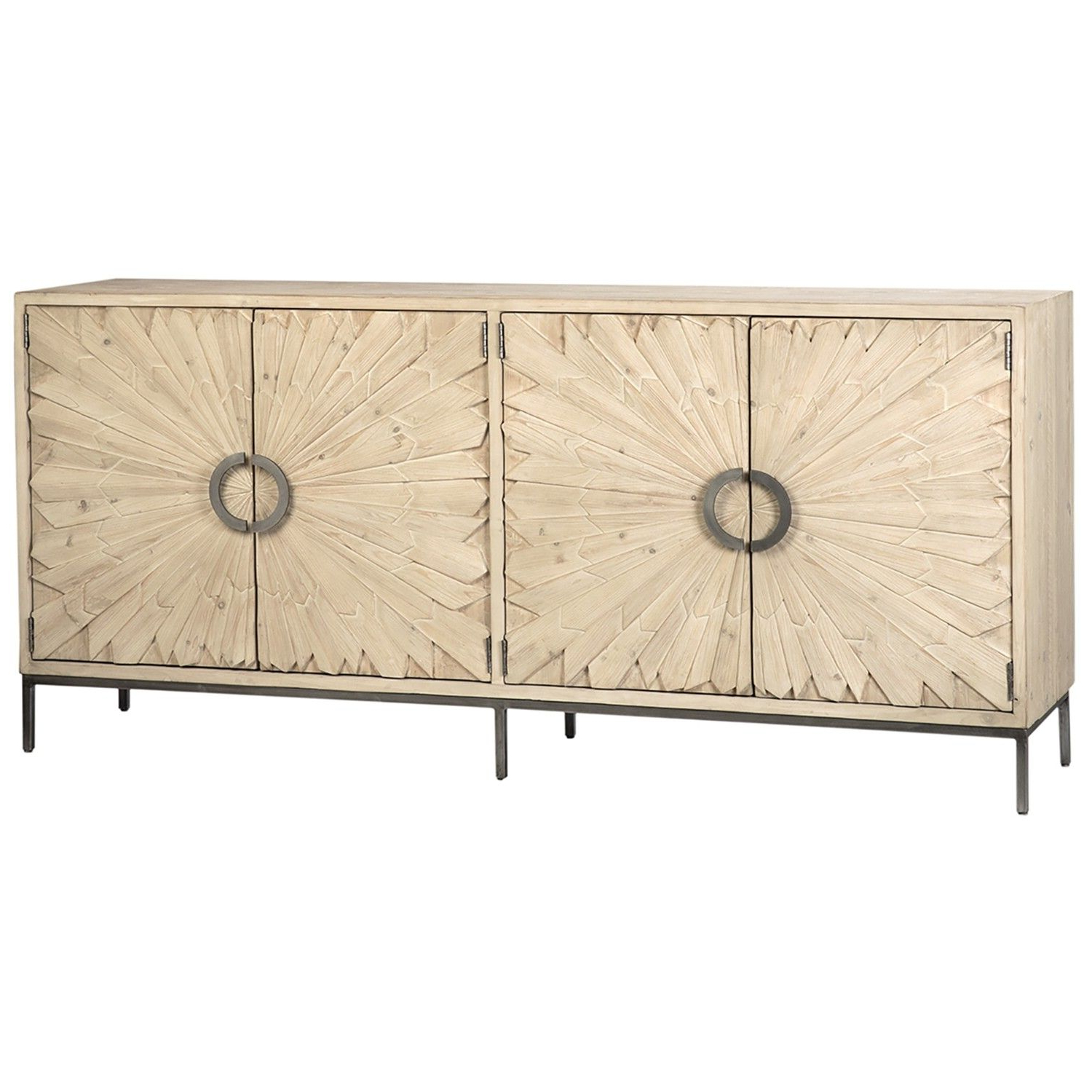 Current Errol Media Credenzas Within The Mabari Sideboarddovetail Is Part An Eclectic Range (Gallery 9 of 20)