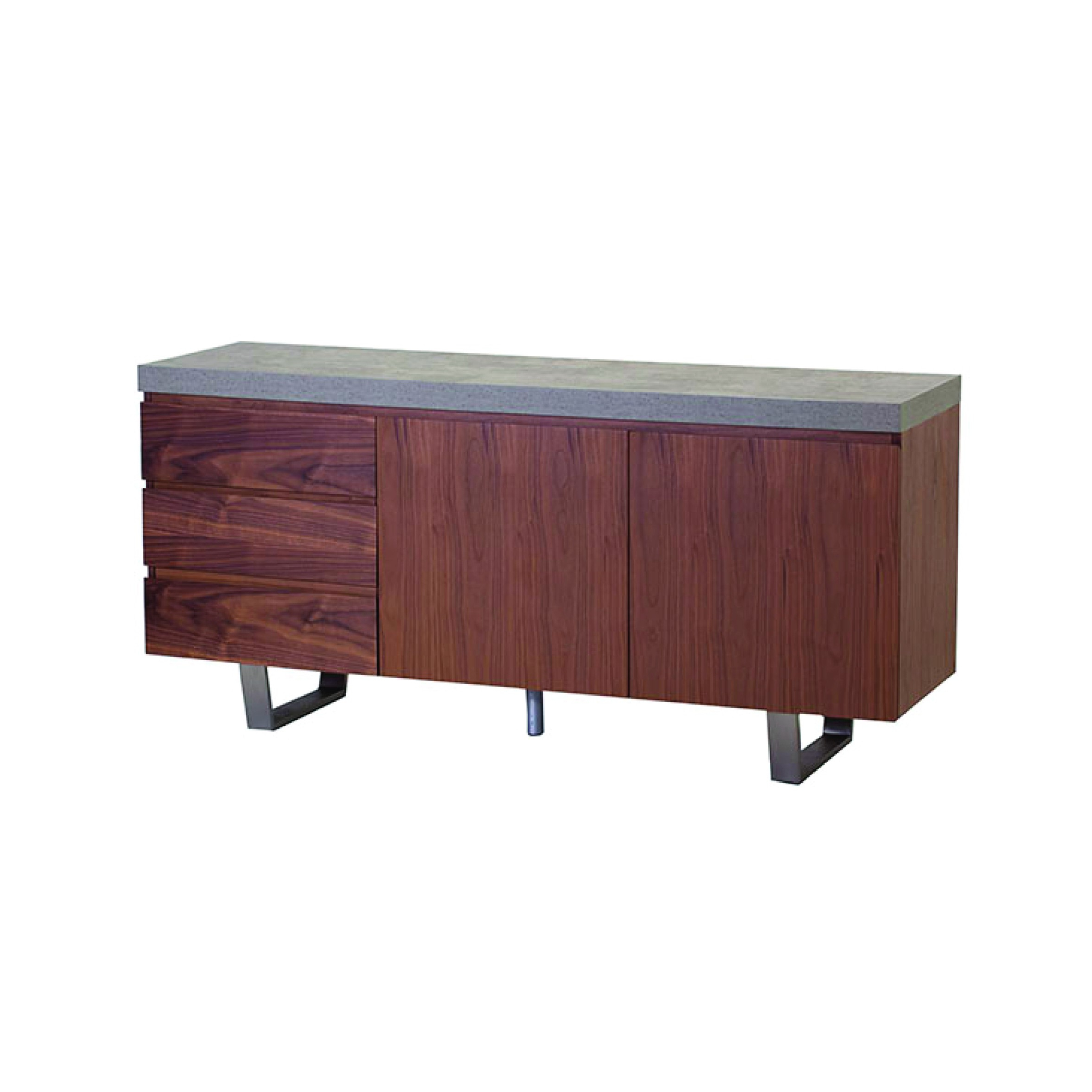 Current Metro Sideboards For Metro Wide Sideboard (View 3 of 20)