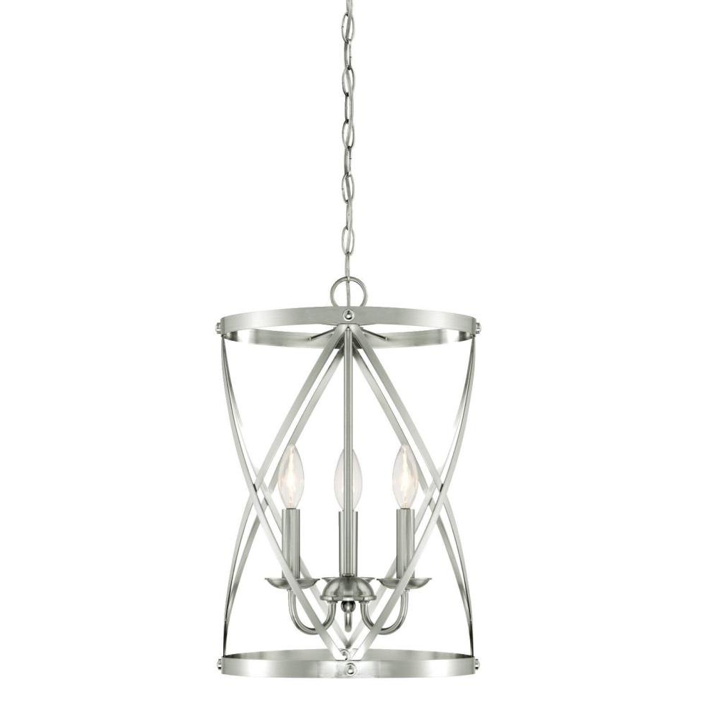 Current Nisbet 6 Light Lantern Geometric Pendants For Gingerich 3 Light Lantern Pendant (View 1 of 20)