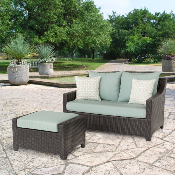 Featured Photo of Northridge Loveseats With Cushions