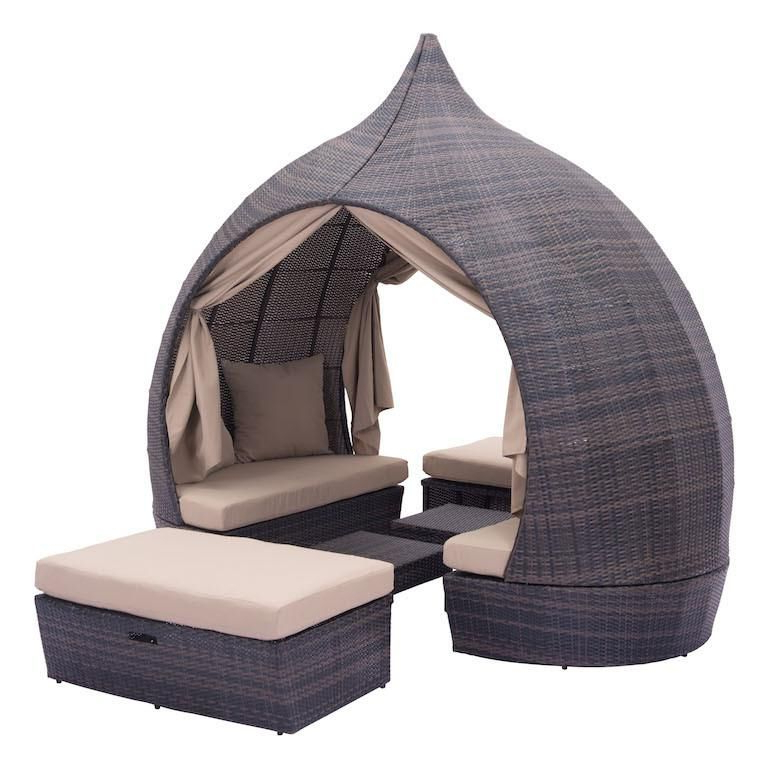 Current Outdoor Daybeds (Gallery 9 of 20)