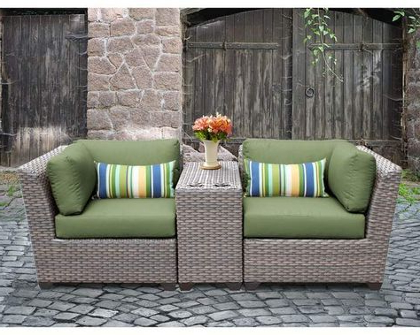 Current Pinterest – España Inside Meeks Patio Sofas With Cushions (View 1 of 20)