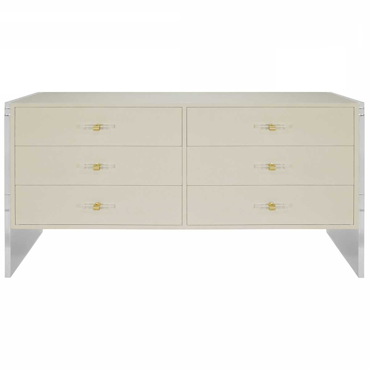 Current Worlds Away Rutherford Dresser – Cream Inside Rutherford Sideboards (Gallery 9 of 20)