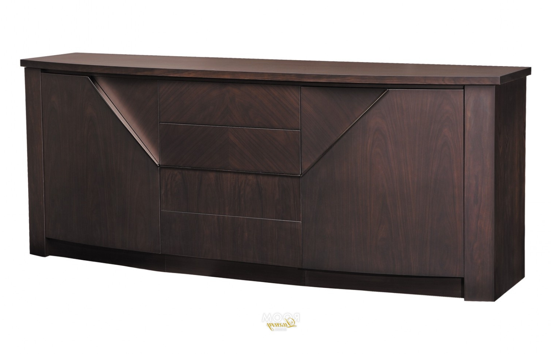 Мебель :: Комоды И Тумбы :: Греденции :: Греденция Tribeca Inside Most Popular Tribeca Sideboards (View 4 of 20)