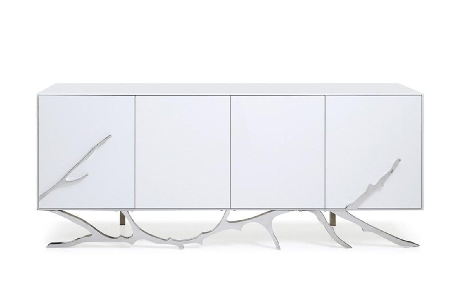 Dalessio Buffet Pertaining To Fashionable Malcom Buffet Table (Gallery 20 of 20)