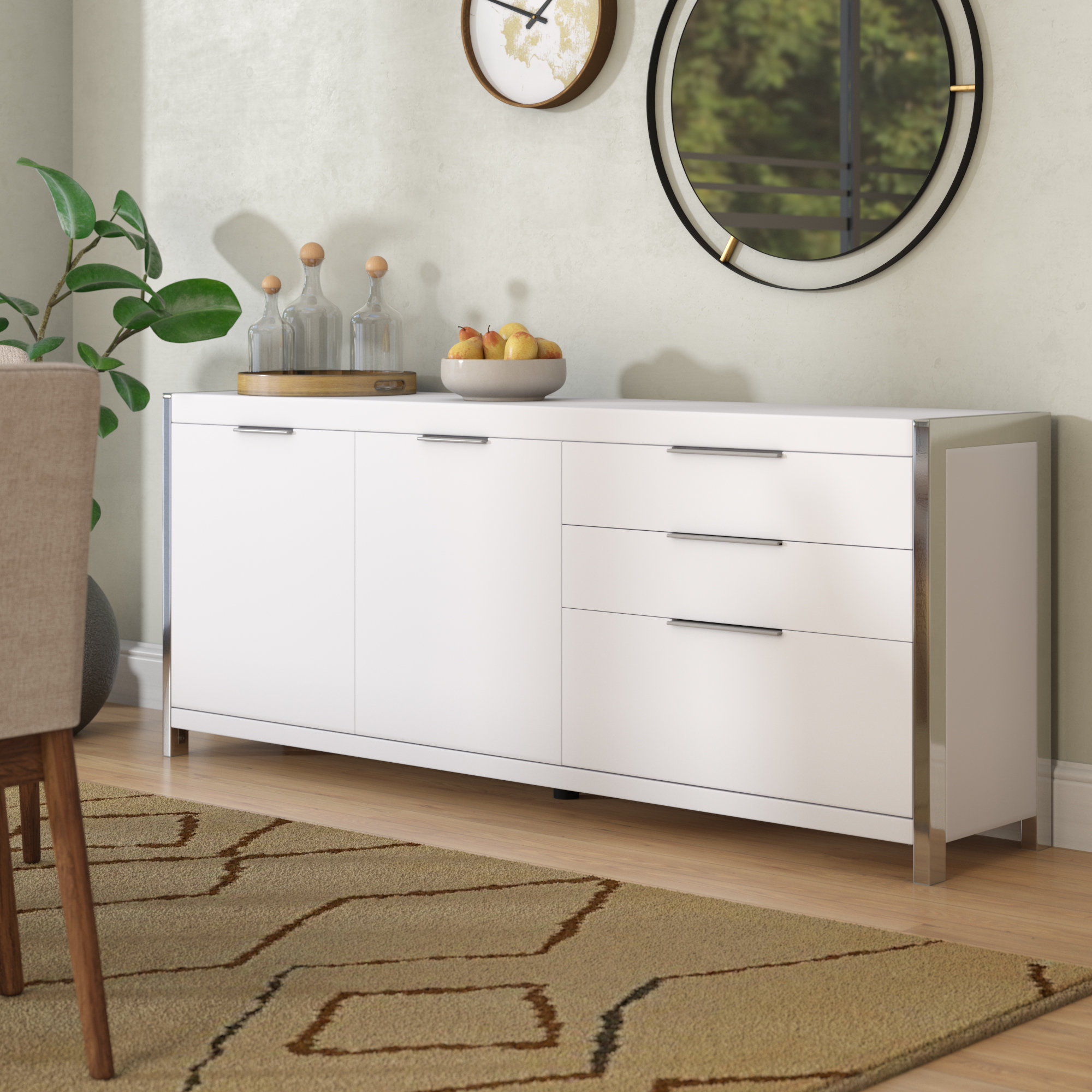 Damian Sideboard With Favorite Womack Sideboards (View 5 of 20)