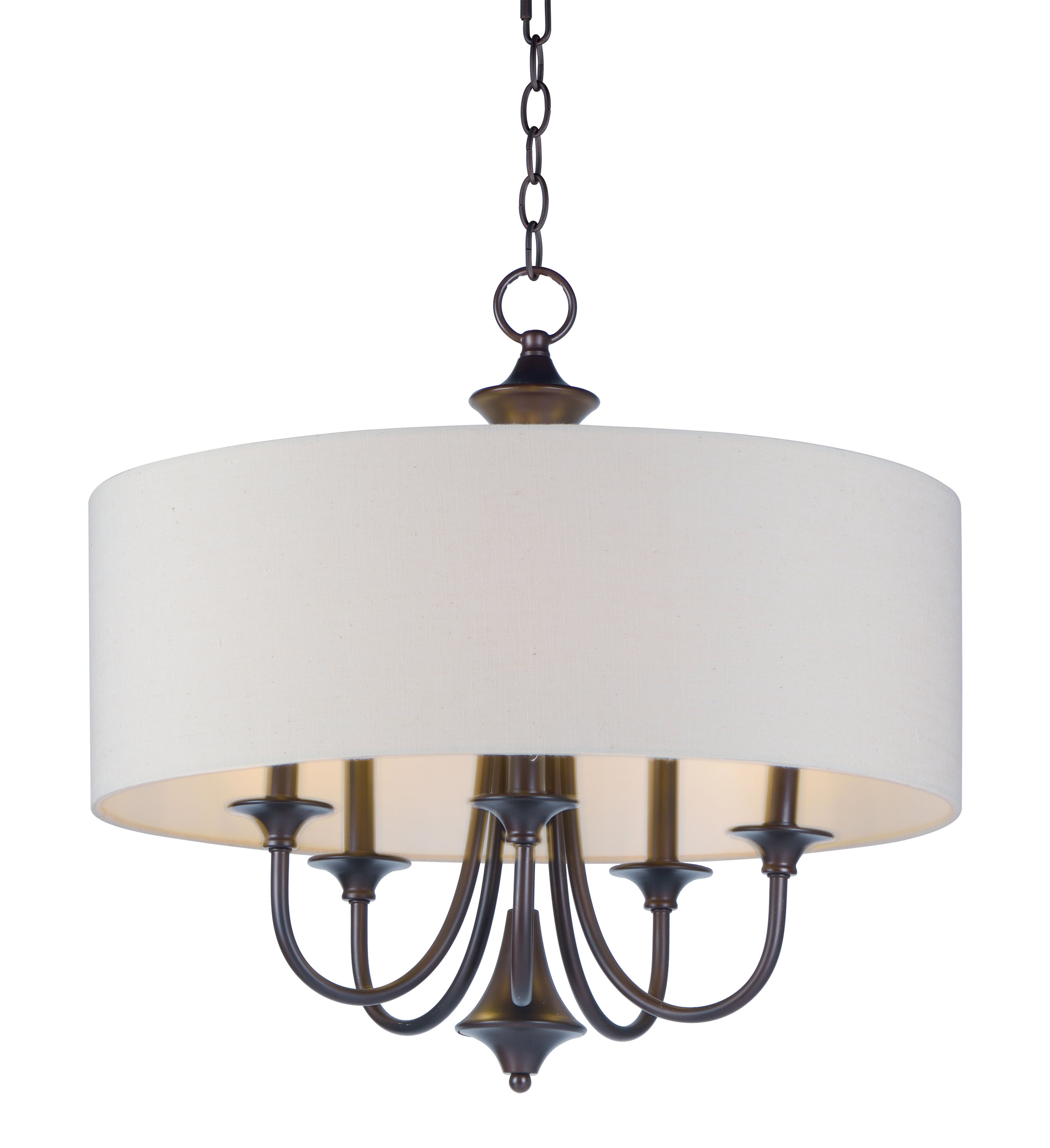 Darby Home Co Becher 5 Light Drum Chandelier Within Most Recently Released Abel 5 Light Drum Chandeliers (Gallery 6 of 20)