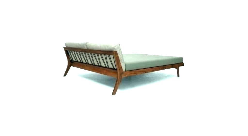Daybed Mattress Outdoor – Gamingplay.co With Regard To 2019 Grosvenor Bamboo Patio Daybeds With Cushions (Gallery 19 of 20)