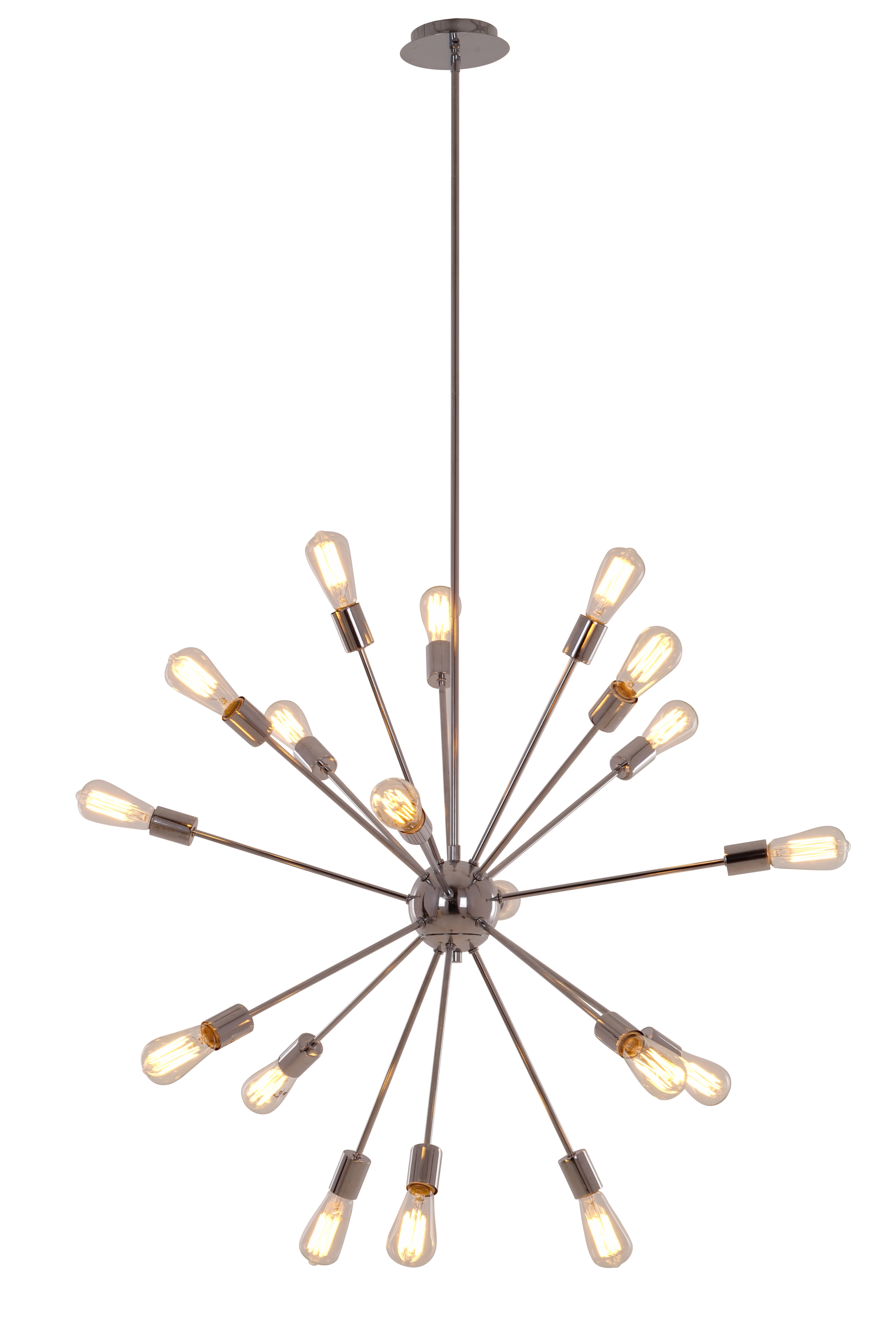 Defreitas 18 Light Sputnik Chandeliers For 2019 Bach 18 Light Chandelier (View 4 of 20)