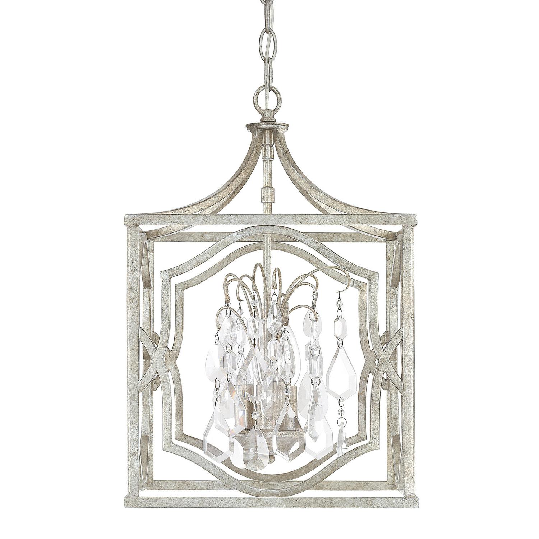 Destrey 3 Light Lantern Pendant With Regard To Most Current Destrey 3 Light Lantern Square/rectangle Pendants (Gallery 8 of 20)