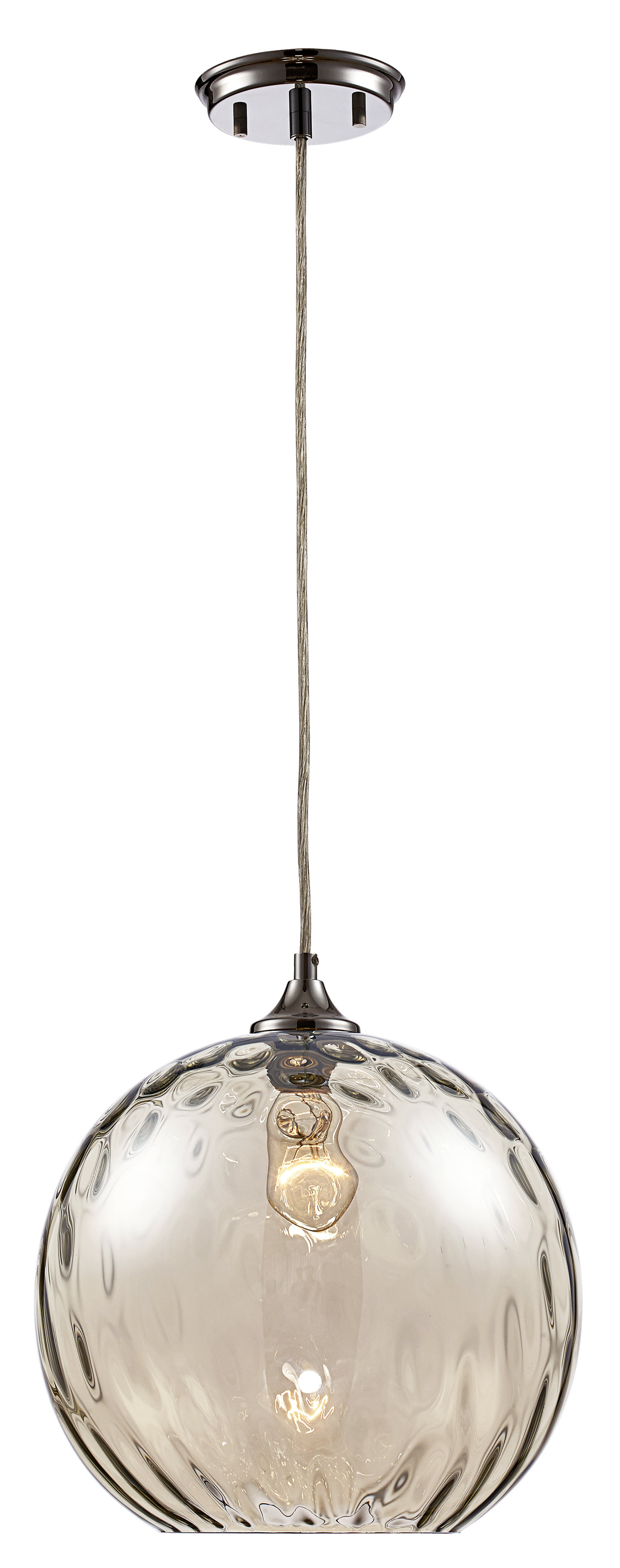 Devereaux 1 Light Single Globe Pendants For Preferred Wareham 1 Light Globe Pendant (View 3 of 20)