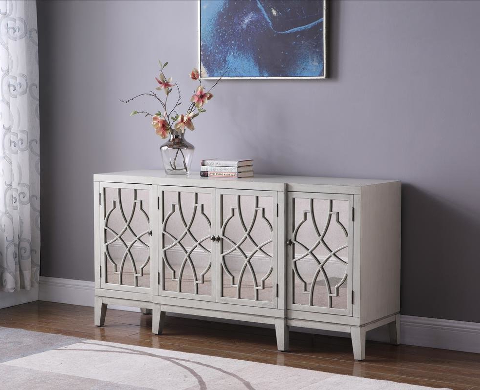Distressed Finish Sideboards & Buffets You'll Love In 2019 For Current Massillon Sideboards (Gallery 7 of 20)