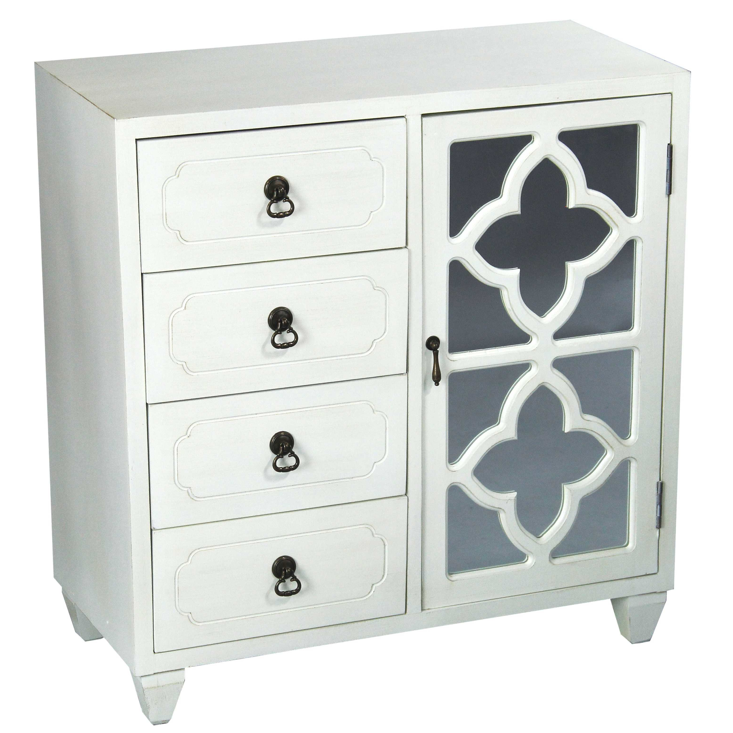 Drummond 4 Drawer Sideboards Intended For Trendy Kirtin 1 Door 4 Drawer Server (View 8 of 20)