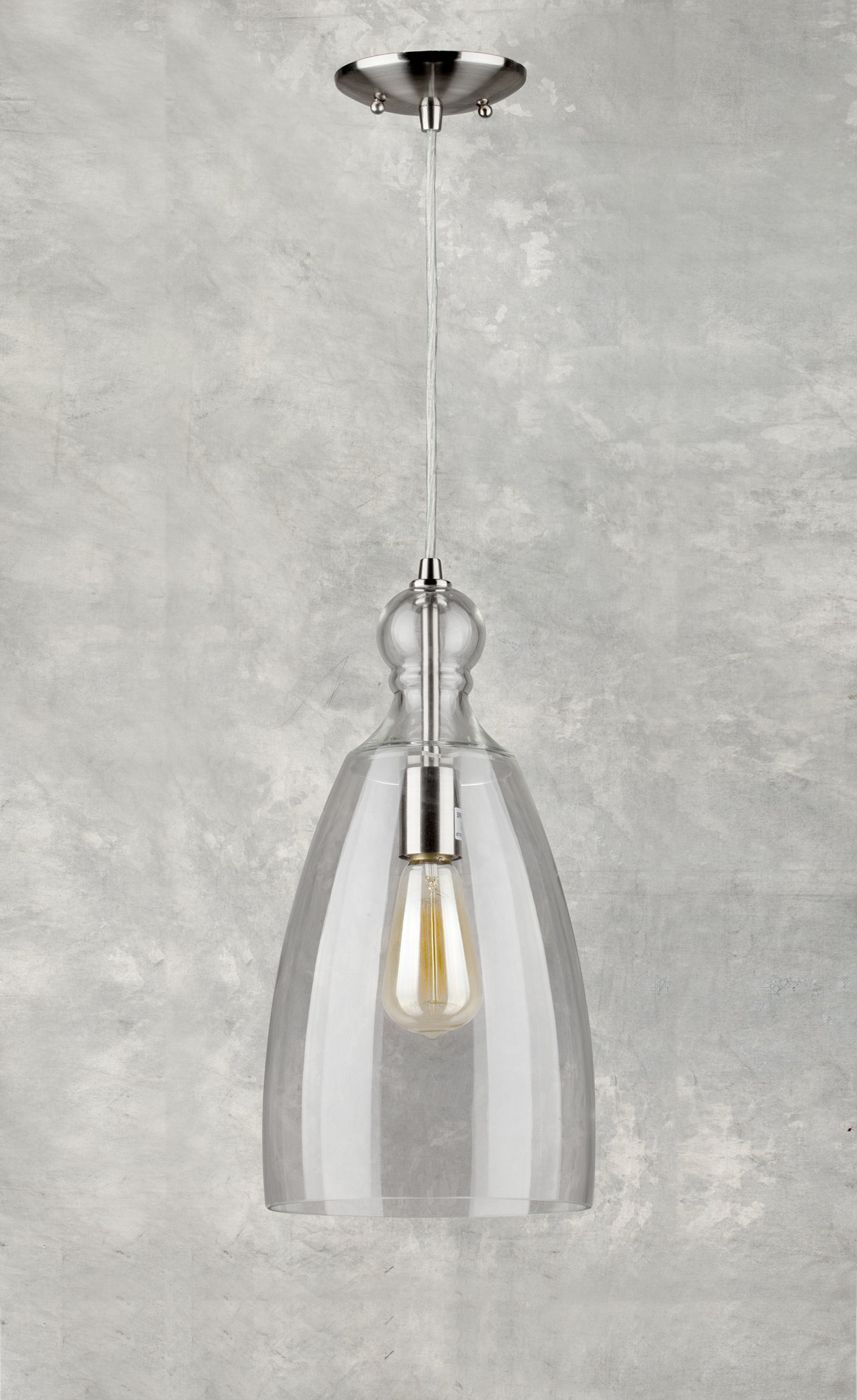 Du Bois Cord Hung 1 Light Bell Pendant In 2019 Bundaberg 1 Light Single Bell Pendants (View 6 of 20)