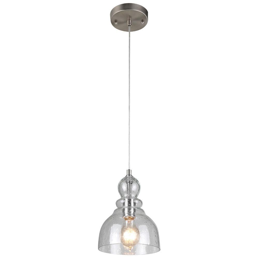 Ebern Designs Yarger 1 Light Bell Pendant Regarding Widely Used Yarger 1 Light Single Bell Pendants (View 5 of 20)
