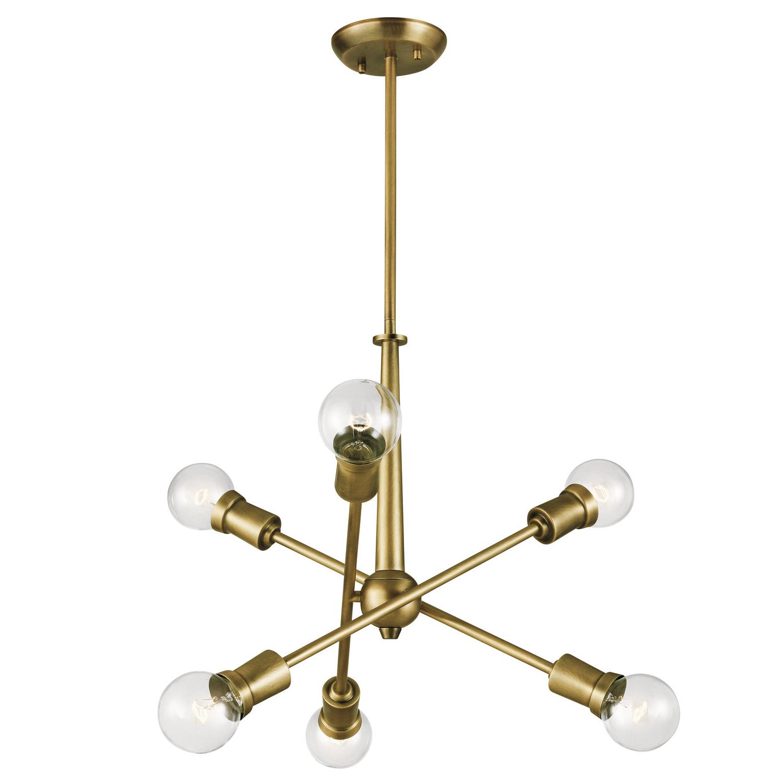 Eladia 6 Light Sputnik Chandeliers Throughout Most Current Tatum 6 Light Chandelier (Gallery 14 of 20)