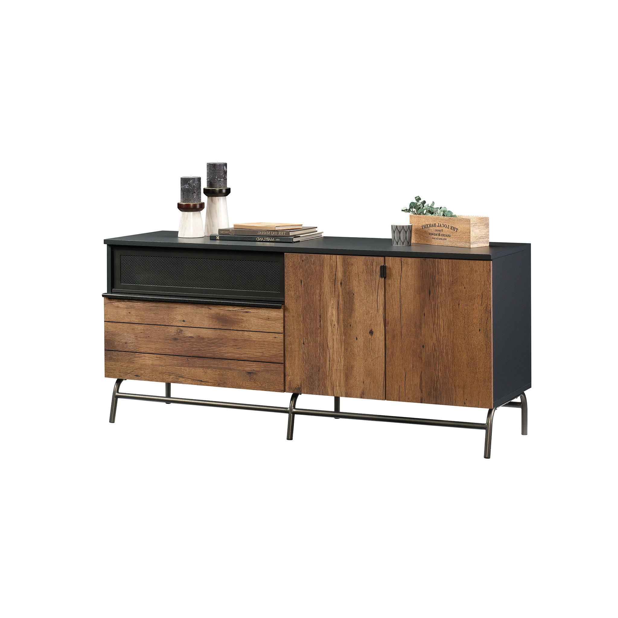 Emiliano Sideboards Throughout Most Popular Modern Silver Sideboards + Buffets (View 7 of 20)