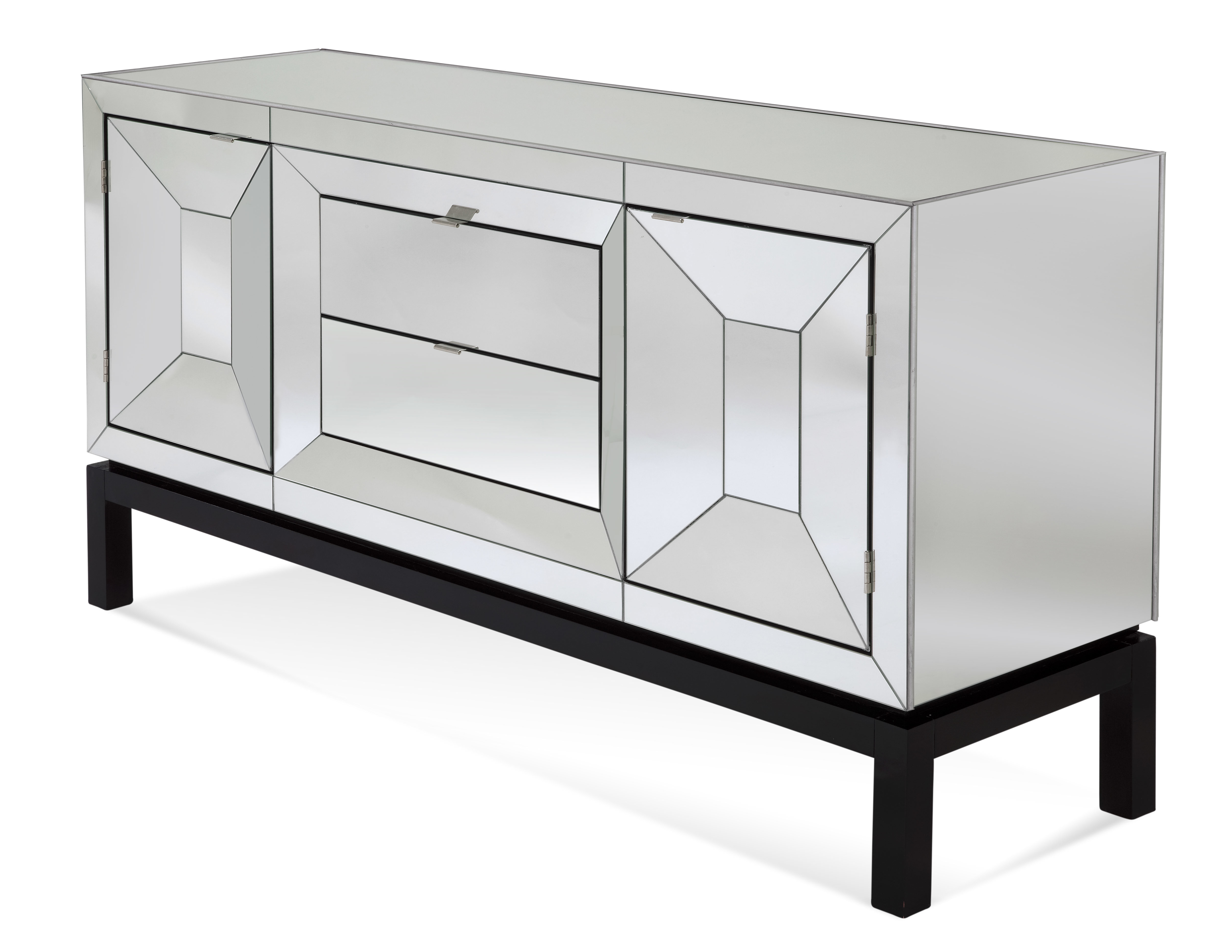 Emiliano Sideboards Throughout Most Up To Date Oswaldo Sideboard (View 8 of 20)