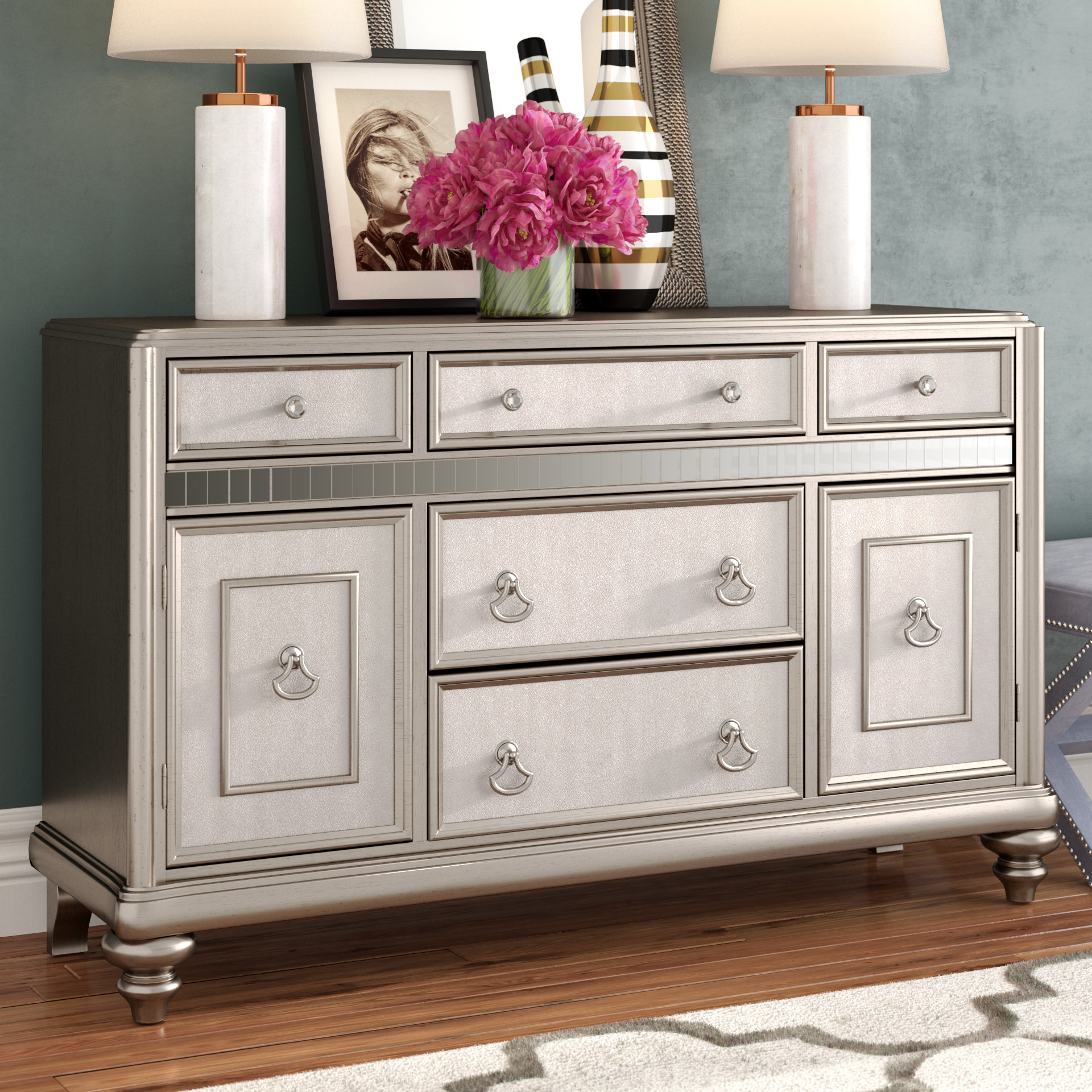 Emmaline Sideboards With 2020 Emmaline Sideboard (Gallery 1 of 20)