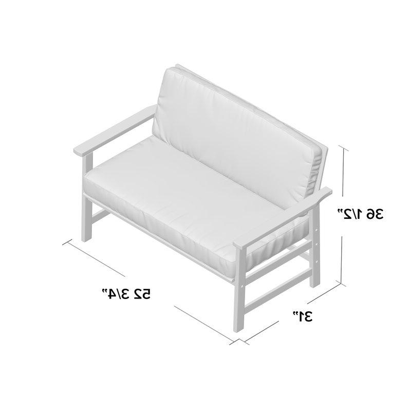 Englewood Loveseat With Cushions Regarding Most Recent Englewood Loveseats With Cushions (View 4 of 20)