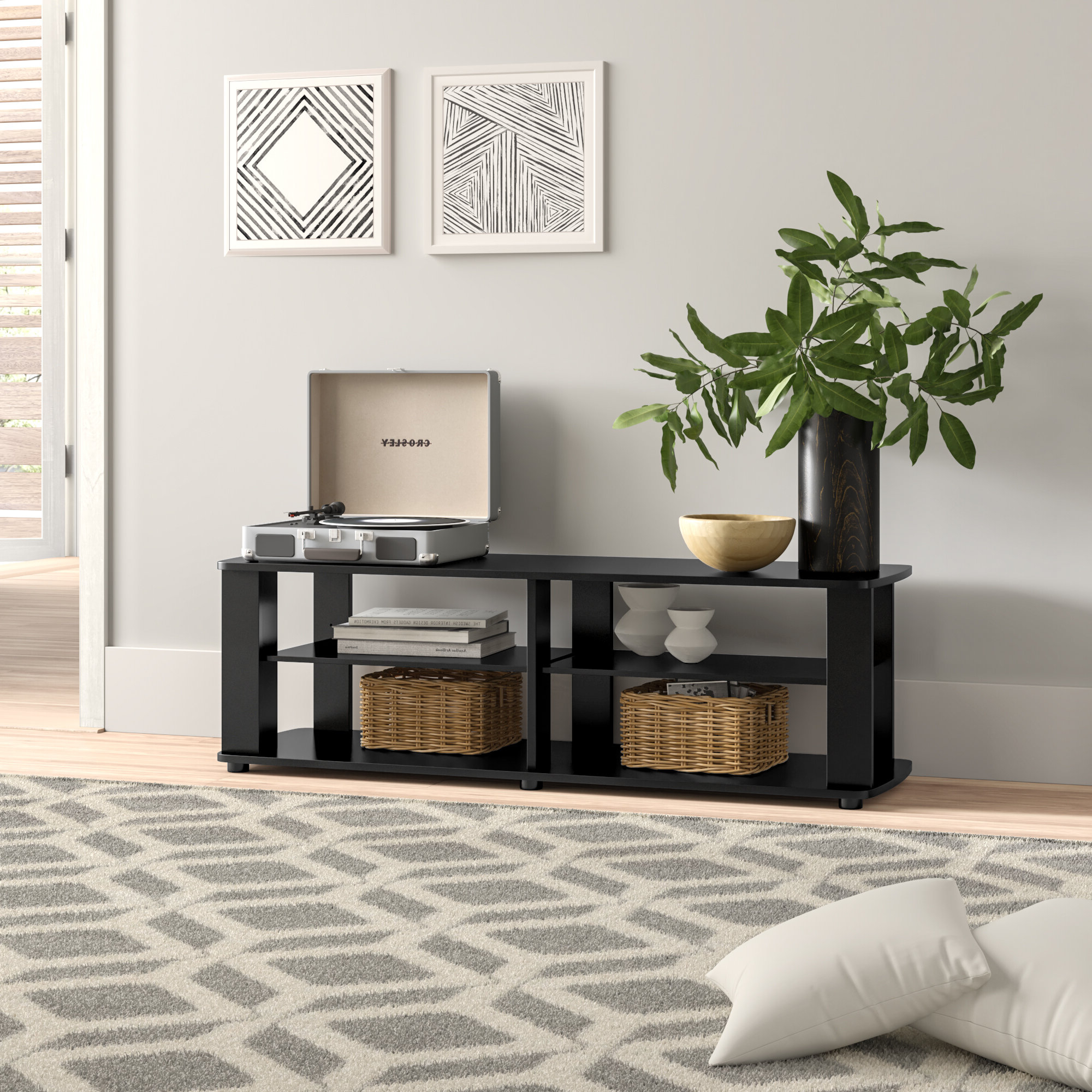 """Ericka Tv Stands For Tvs Up To 42"""" Intended For 2019 Brittney Tv Stand For Tvs Up To 42"""" (View 9 of 20)"""
