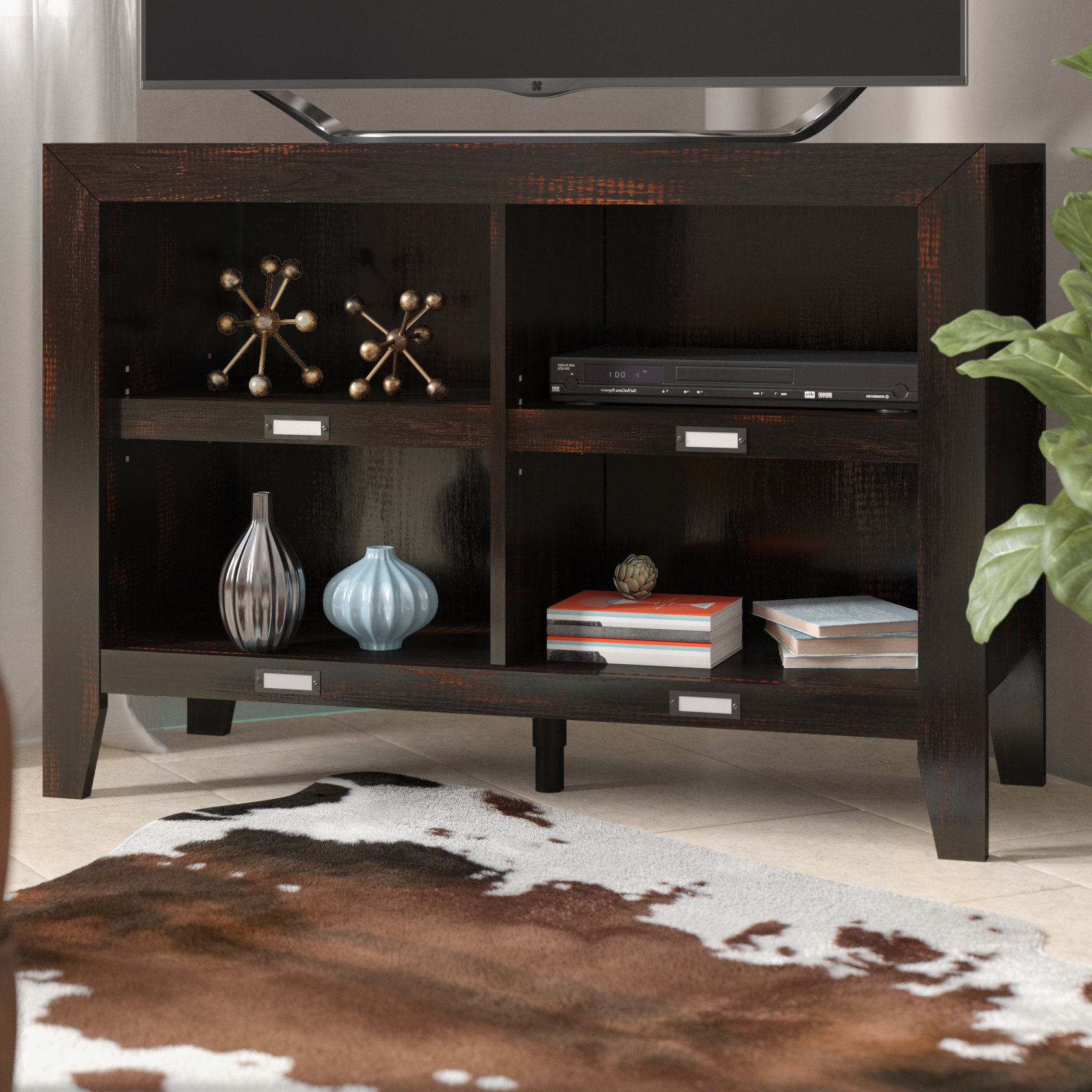 "Ericka Tv Stands For Tvs Up To 42"" Pertaining To Fashionable Ericka Tv Stand For Tvs Up To 42"" (Gallery 1 of 20)"