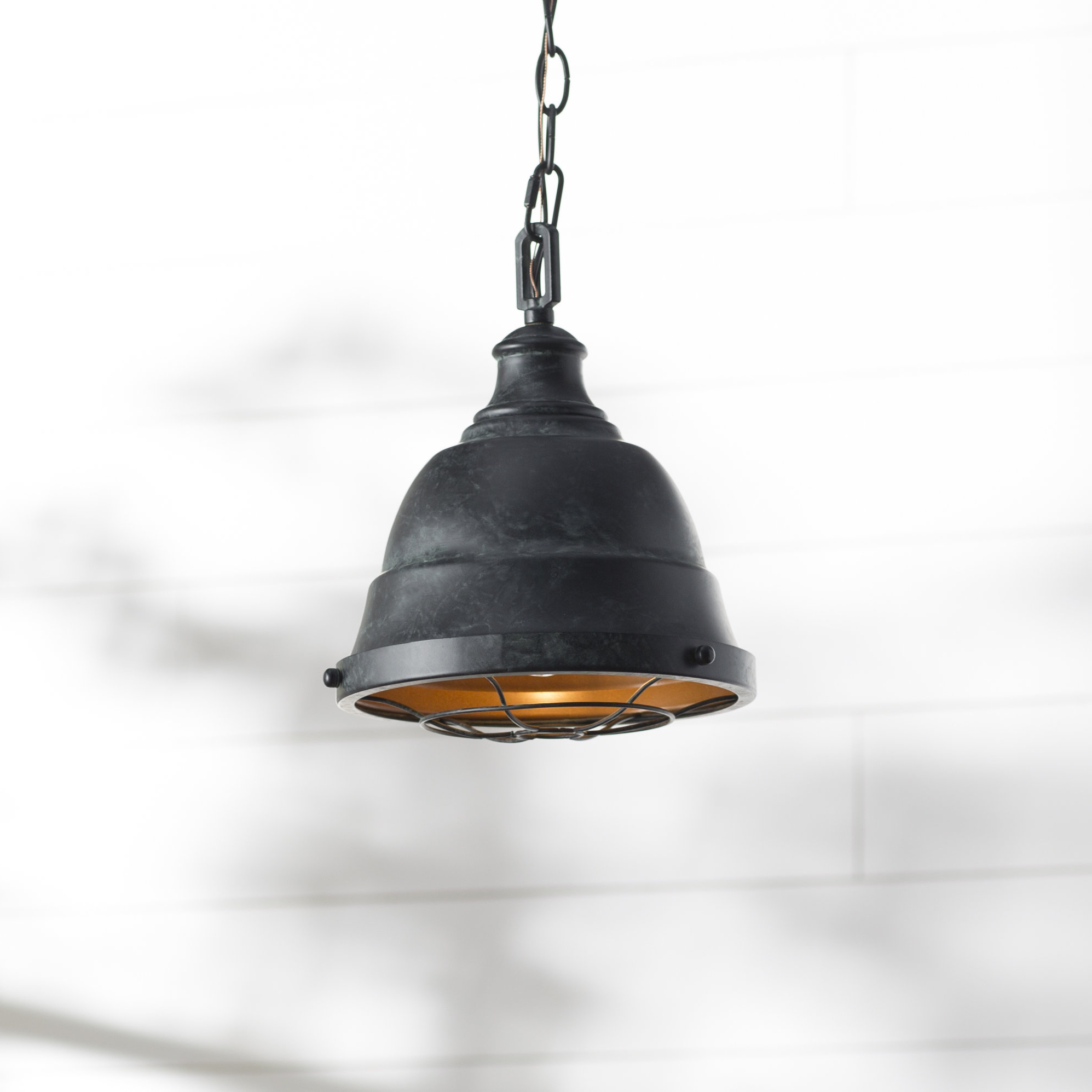 Erico 1 Light Single Bell Pendants For Current Elinna 1 Light Single Bell Pendant (View 3 of 20)