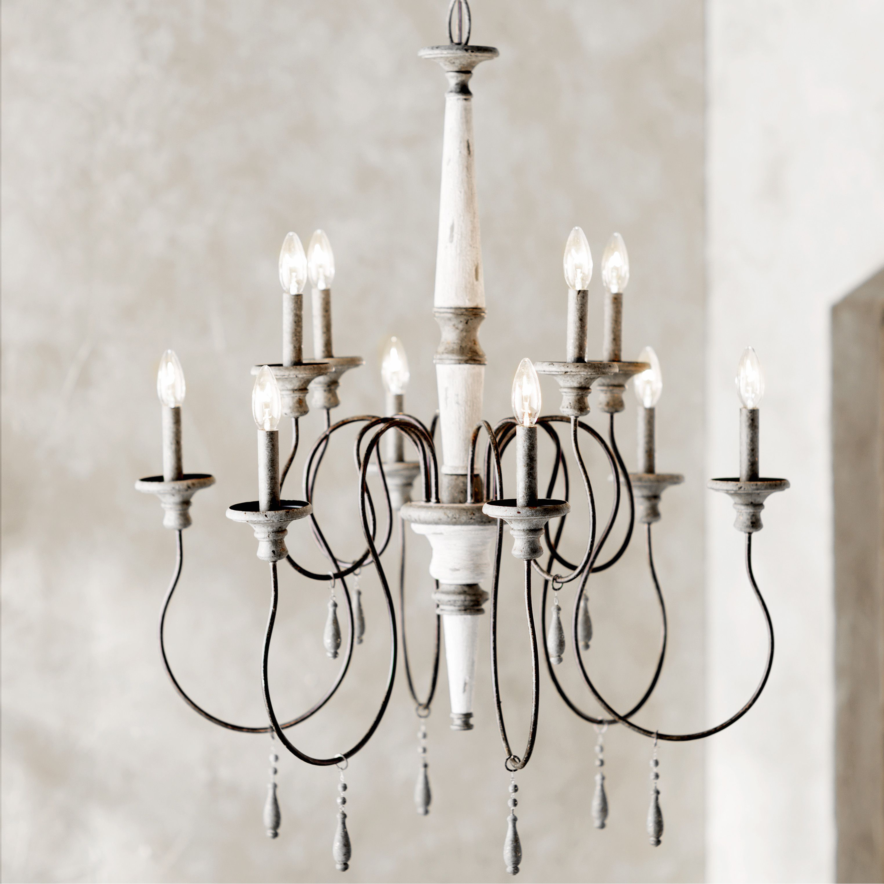 Famous Armande Candle Style Chandelier Inside Armande Candle Style Chandeliers (View 9 of 20)
