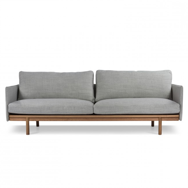 Famous Calila Teak Loveseats With Cushion In Pensive 3 Seater Sofatrit House (View 11 of 20)