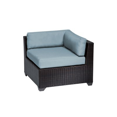 Famous Camak Patio Sofas With Cushions With Regard To Rosecliff Heights Camak Patio Chair With Cushions Cushion (View 8 of 20)