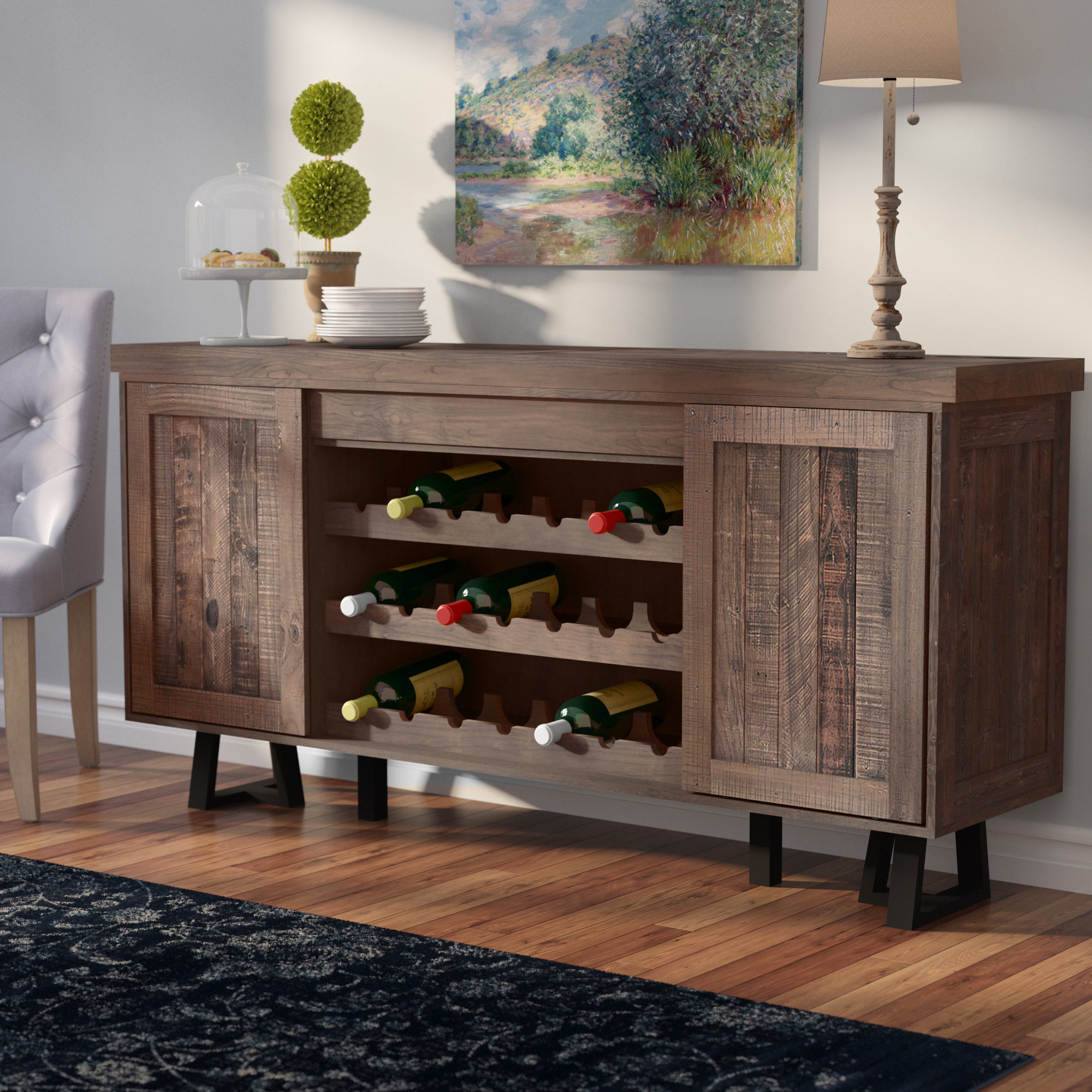 Famous Deana Credenzas Throughout Stephen Credenza (View 10 of 20)