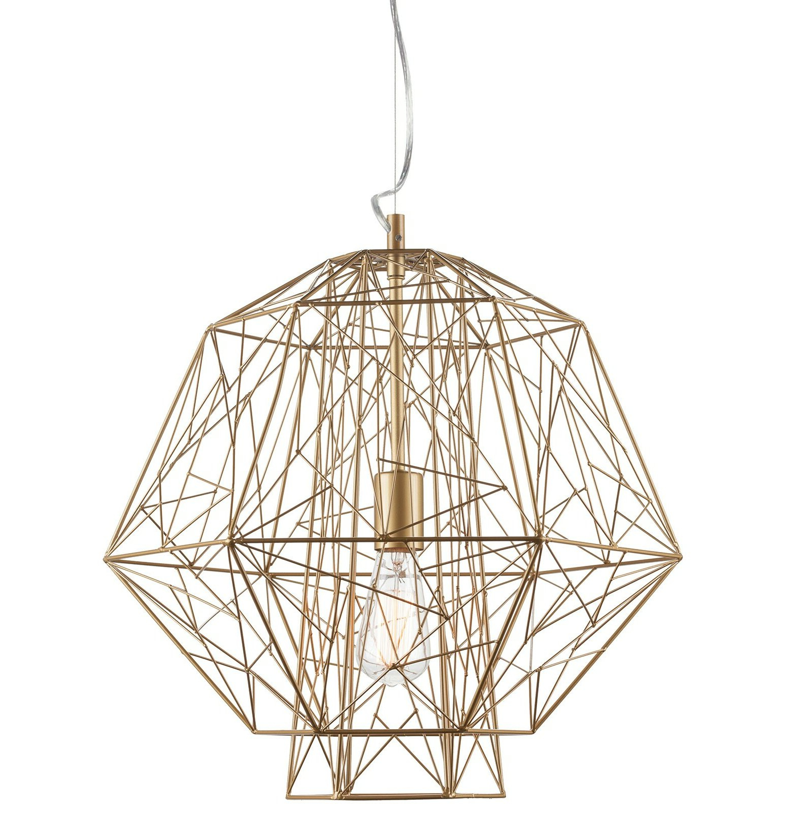 Famous Epstein 1 Light Geometric Pendant Within Hydetown 1 Light Single Geometric Pendants (Gallery 7 of 20)